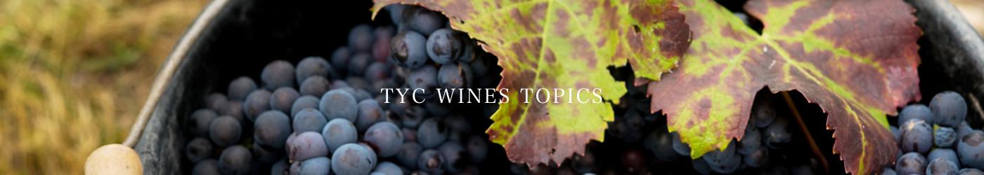 TYC WINES TOPICS